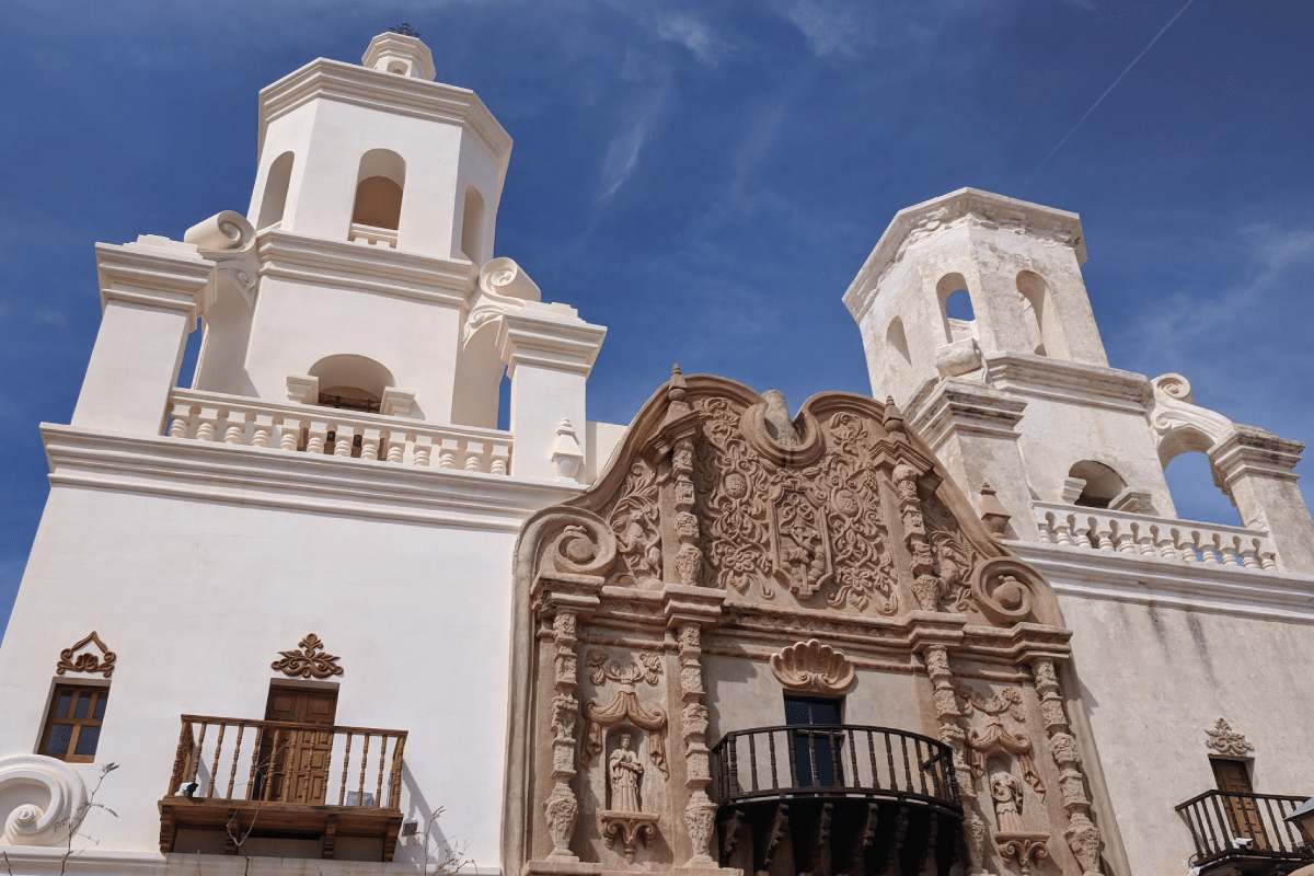 fun and free in tucson mission san xavier del bac
