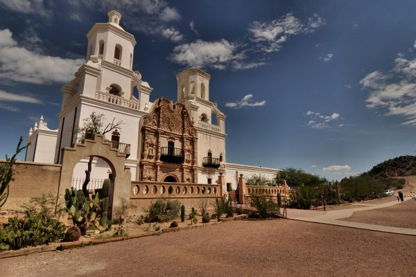 Fun and Free in Tucson: Mission San Xavier del Bac